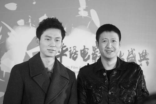 《唐山》两大男主角