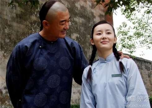 张舒羽演《日出东山》