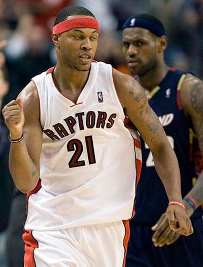 莱特在NBA时也曾打得令詹姆斯不爽