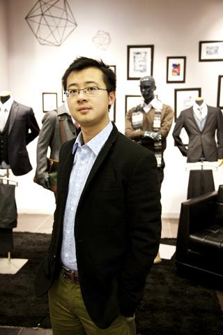 Me&City品牌总监 周龙