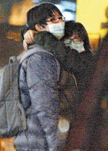 林宥嘉与女友约会被拍