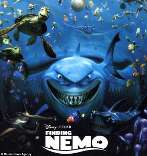 《海底总动员》的海报