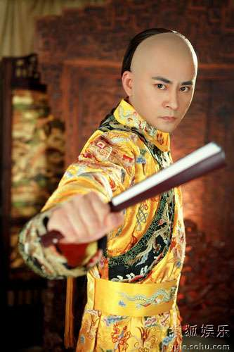 小魔女爱上皇太子_《宫》湖南卫视将播 皇太子宗峰岩登开年大戏-搜狐娱乐