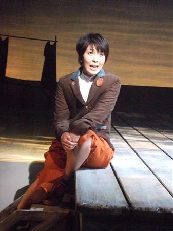 松隆子演舞台剧《十二夜》