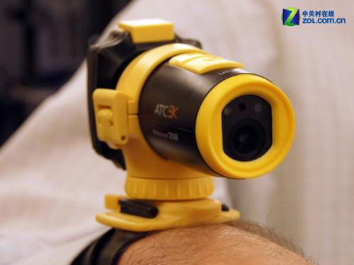 CES2011:多款720p超酷潜水摄像机参展