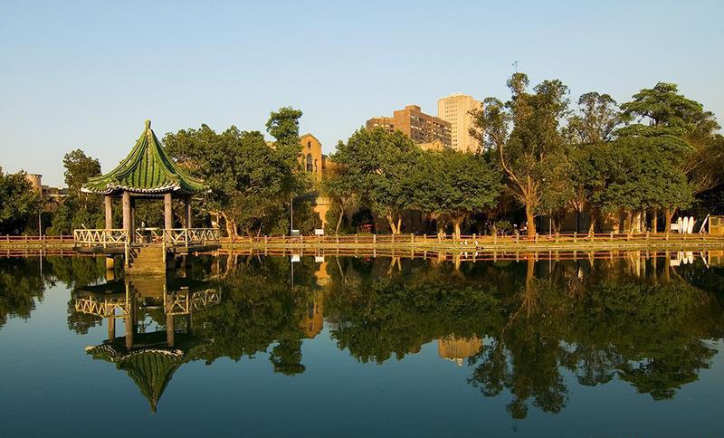 台湾大学美景