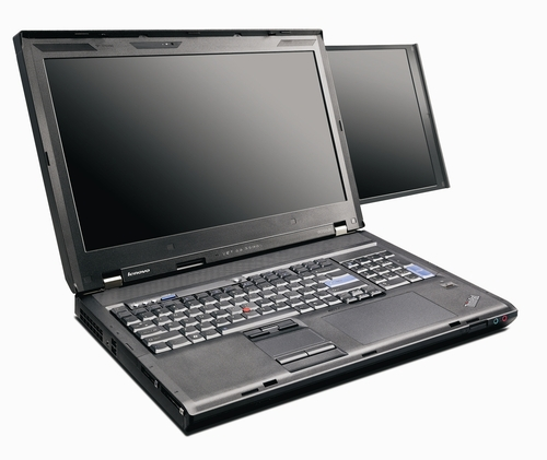 2010年度产品奖:thinkpadw701ds