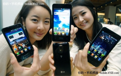 CES2011:LG双核手机Optimus 2X正式发布
