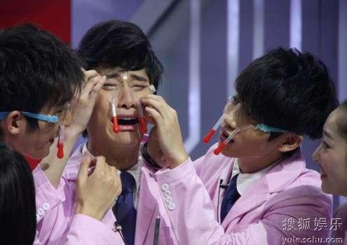 女人不哭小子月_张翰郑爽苦情拼泪水 朱梓骁大哭掉男儿泪-搜狐娱乐
