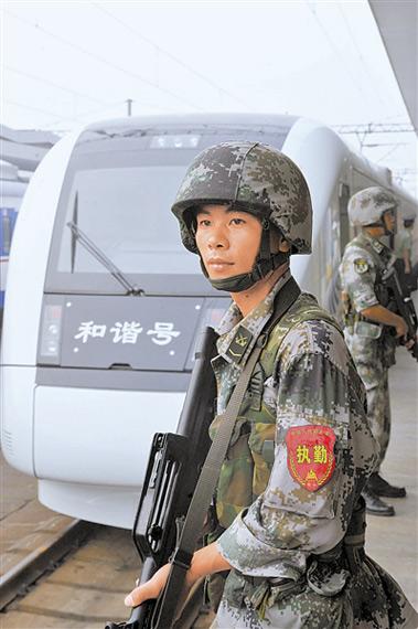 新加坡:高速铁路使中国军队投送能力极大加强