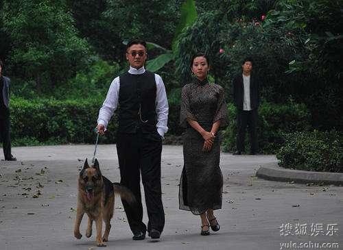 黄志忠、苗圃饰演了一对强势夫妻