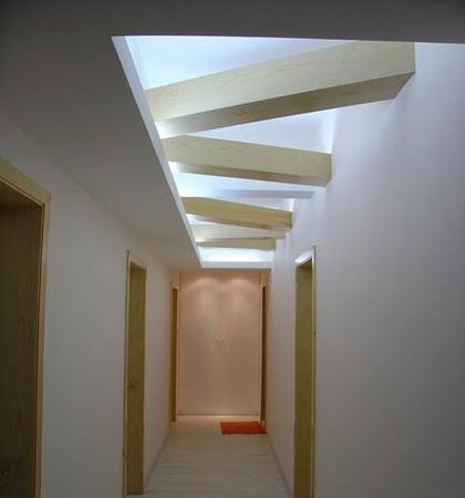 装修一族不能错过 10款走廊吊顶装修效果图(组图)