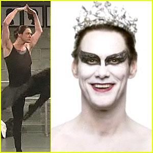 吉姆-凯瑞跳芭蕾