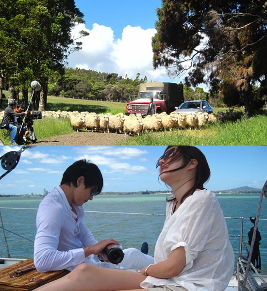 大取景之新西兰