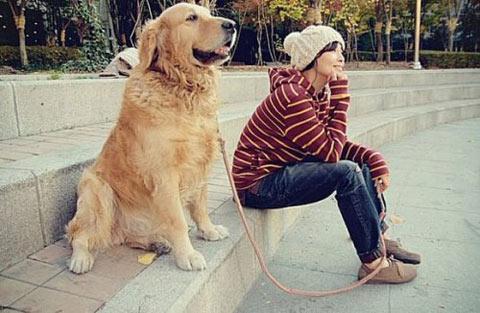 人与动物之性_最温馨人与动物图片:我们是朋友