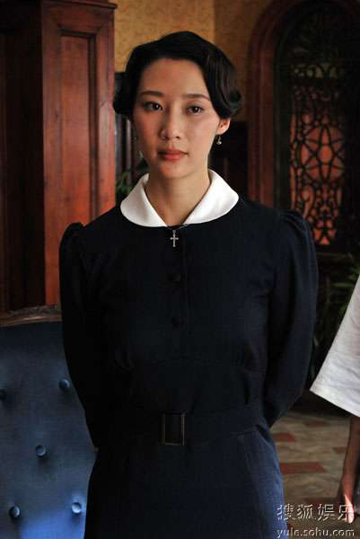 赵子惠在《民国往事》中剧照