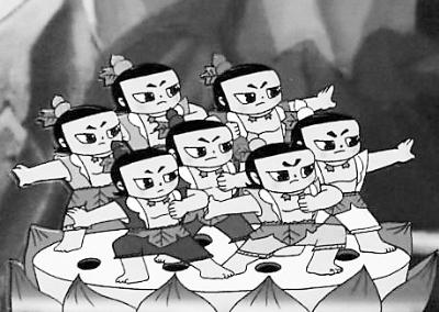 西瓜生长过程动画图片