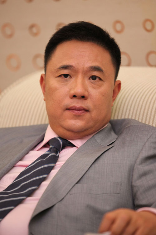 广州佳都集团有限公司 及新太科技股份有限公司董事长刘伟