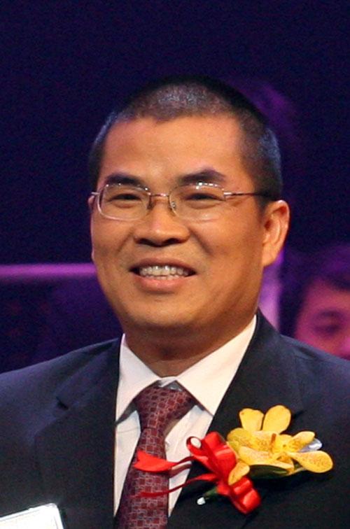 温氏集团总裁温志芬