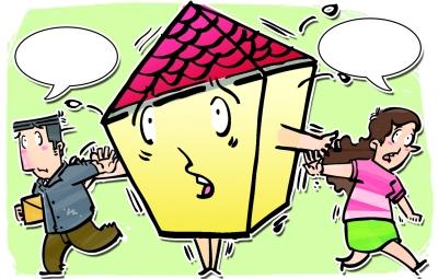 婚是离了,可李梅在分割财产方面却遇到了困难,原因是拆迁安置房不