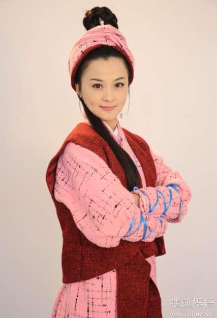 《新包青天》安徽热播 刘芳毓变身正义女帮主