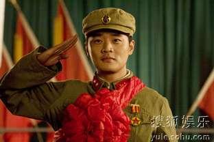 赵锦焘在《钢铁年代》中饰演姜德久