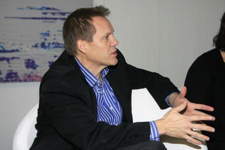 英特尔软件和服务部门副总裁及系统软件部门总经理Doug Fisher