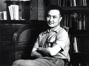 1951年师昌绪在美国读博士期间的留影 新华社发