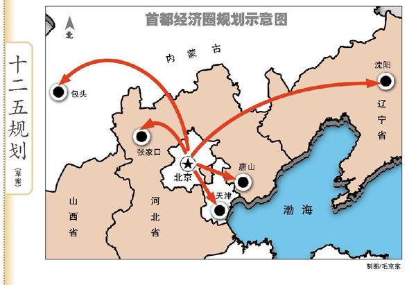 京张城际铁路地图