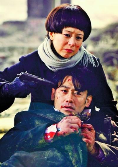 再次携手的海清与吴秀波在《追捕》中是恋人亦是仇人