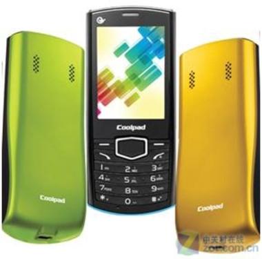 史上最低价3G手机出炉 酷派S180仅售399元