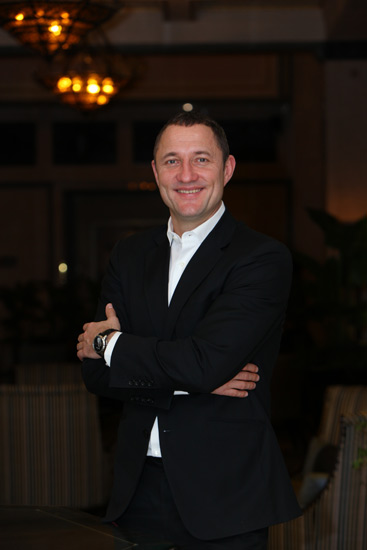 艾美手表品牌全球销售总监 马克•格雷泽