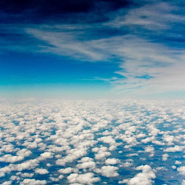 壮丽的自然风光照片,正如你所见,在每一张照片中,云彩都起到了