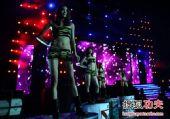 图文:2011中俄散打对抗赛 散打美女秀
