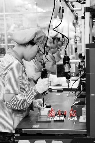 3月1日起,广东企业职工最低工资标准提升,工人有望加薪。
