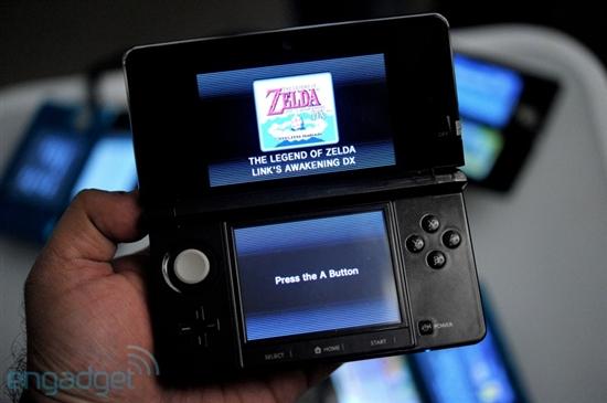 新一代掌机革命:3DS深度试玩