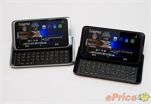 Nokia E7商务机 重点功能抢先看
