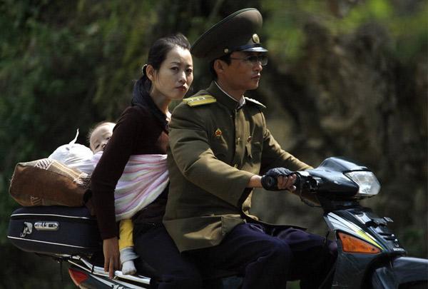 朝鲜_西方镜头下的朝鲜妇女(组图)