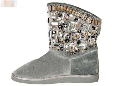 Hookipa闪石灰色短靴原价$2,890 六折$1,734