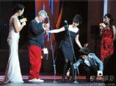 搜狐娱乐年度盛典 《三国》《子弹》笑傲奖项榜