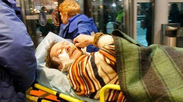 莫斯科机场发生爆炸,造成大量人员伤亡。