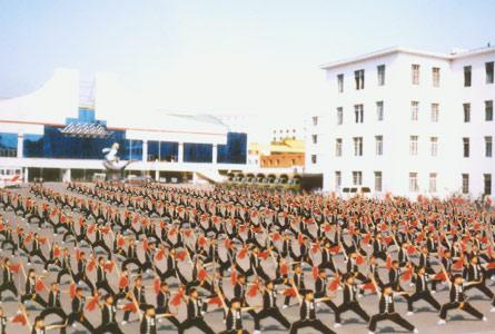 哈尔滨少林武校