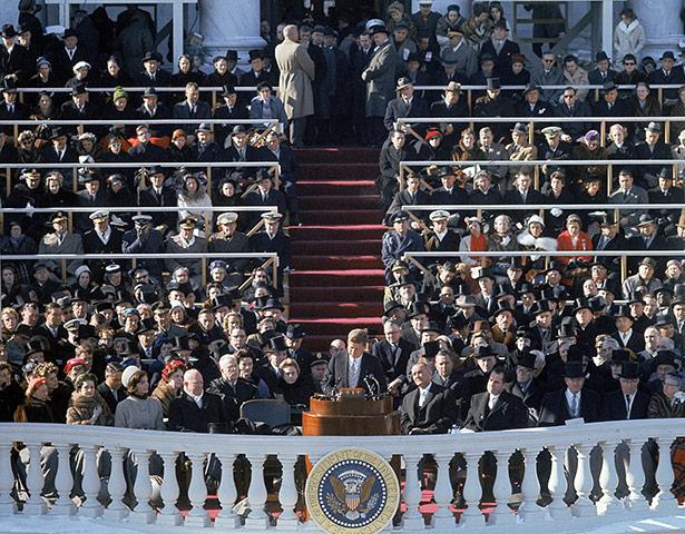 肯尼迪总统就职演说_美国第35任总统肯尼迪就职演说中英文宽带山