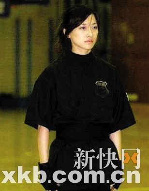 马英九保镖美女韩国舞露美女热播内主太靓丽受到时经常骚扰执勤(图图片