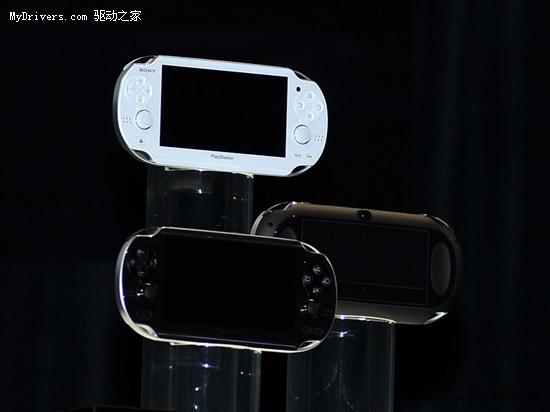 索尼宣布新一代PSP掌机