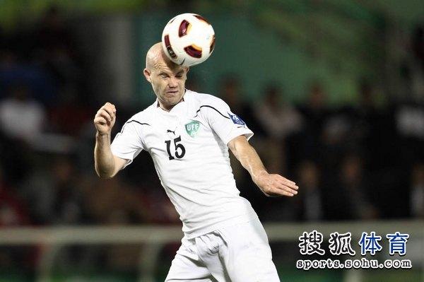 图文:韩国3比2乌兹别克 海因里希堪称最大牌