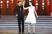 朱珠上海宣传《我知女人心》 与刘德华甜蜜共舞