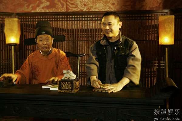 娄知县的一举一动都在导演的设计中