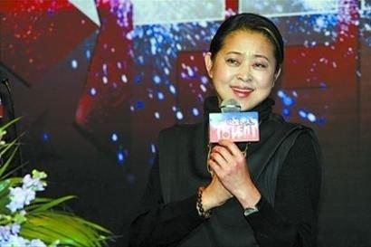 倪萍加盟东方卫视《达人春晚》 与周立波做嘉宾(图)