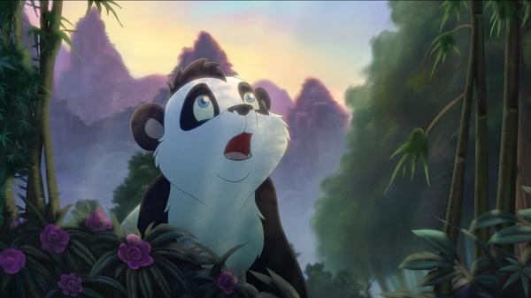 《熊猫总动员》接棒喜羊羊 手绘3d打造狮子王